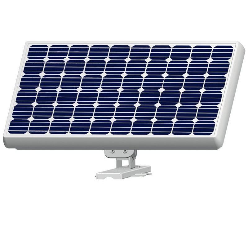 Aufkleber Sticker für SelfSat Flachantenne H30D 2/4 Serie mit Solar Panel Motiv