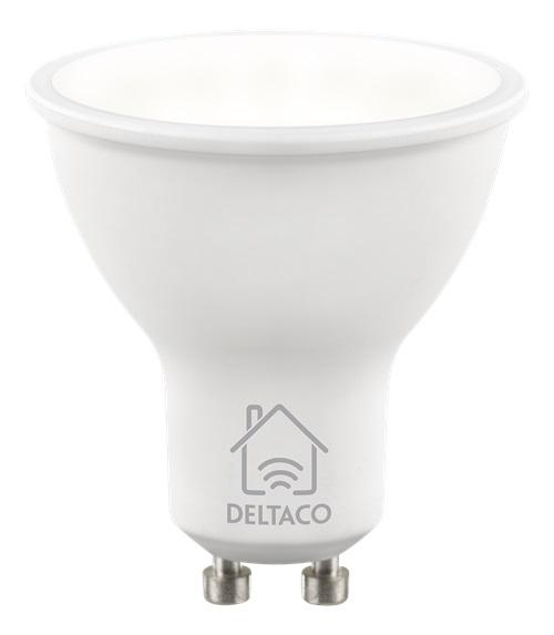 Deltaco SH-LGU10W SMART Home GU10 LED Lampe