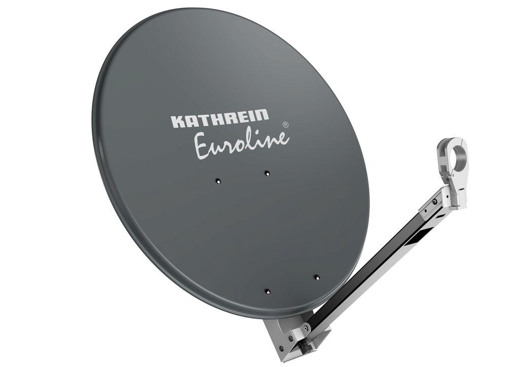 Kathrein KEA 750 Aluminium Offset-Parabolantenne 75 cm