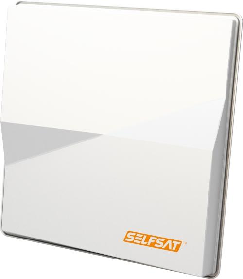 Selfsat H50M2 Multisat Antenne 6° Twin für Astra und Hotbird