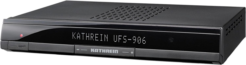 Kathrein UFS connect 906 sw schwarz DVB-S HDTV Sat-Receiver
