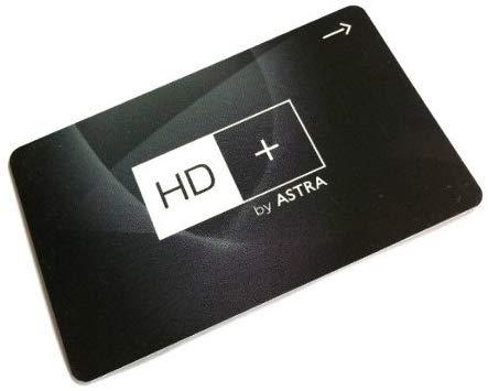 HD+ Karte für 6 Monate Fernsehen in brillanter HD-Qualität