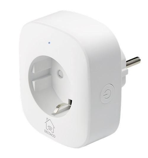 Deltaco SH-P01E SMART Home Steckdosen Adpater
