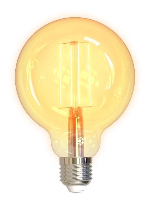 Deltaco SH-LFE27G95 SMART HOME dekorative LED Lampe E27