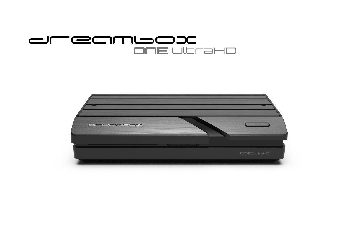 Dreambox One Ultra HD BT Edition 2x DVB-S2X MIS Tuner 4K 2160p E2 Linux Dual Wifi H.265 HEVC