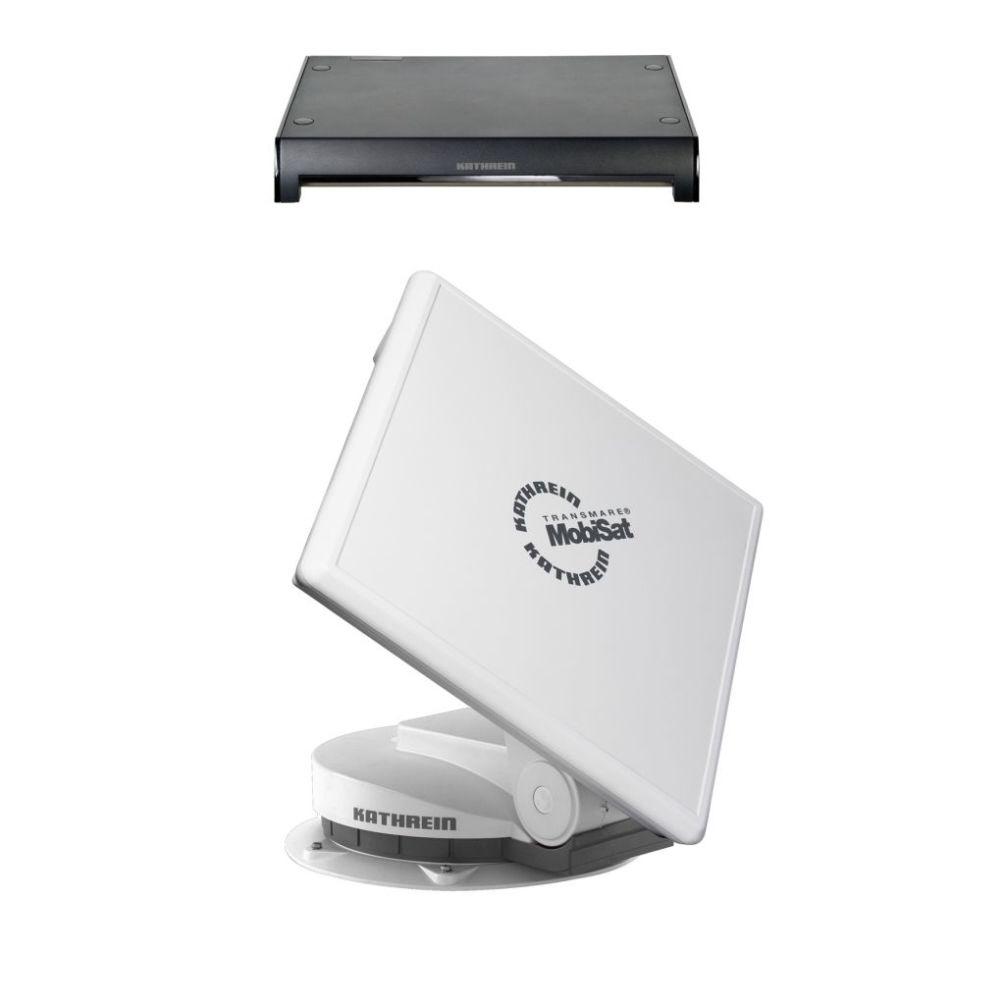 Kathrein CAP 650 GPS MobiSet 2 Twin und CAP-Konverter
