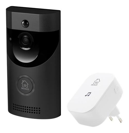 Deltaco SH-DB01 SMART HOME Türklingel + Kamera