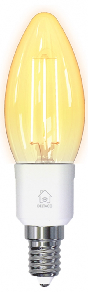 Deltaco SH-LFE14C35 SMART HOME dekorative LED Lampe E14