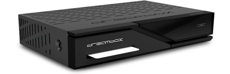 Dreambox DM520 HD 1x DVB-S2 Tuner PVR ready Full HD 1080p H.265 Linux Receiver