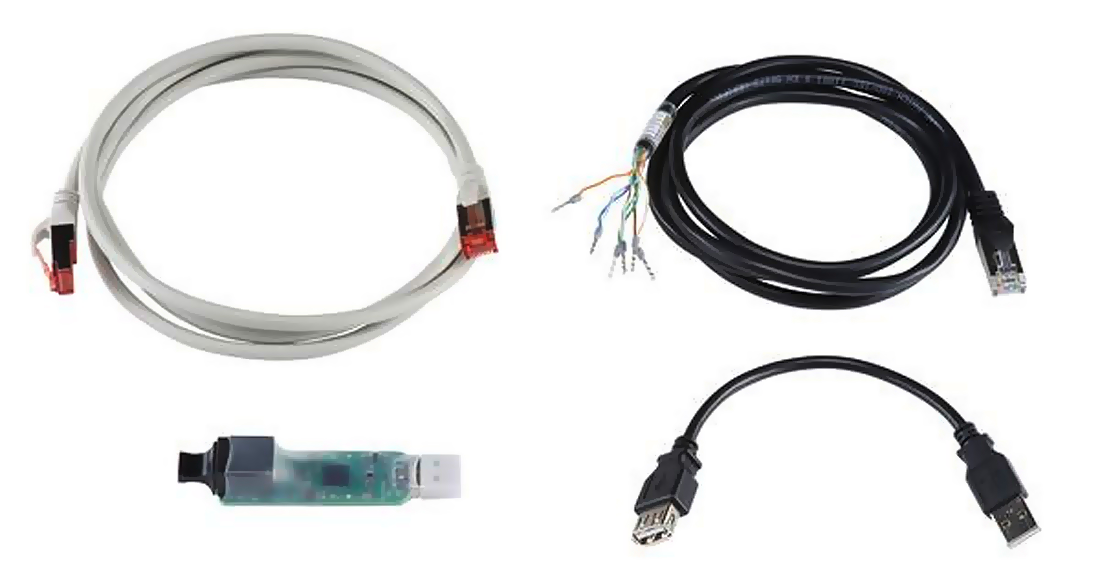 ABL CONFCAB RS485 Konfigurationskit für ABL-Ladestationen