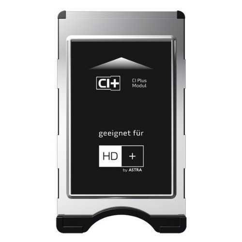 HD+ Modul für TV und Sat-Receiver mit CI+ Slot 4K UHD