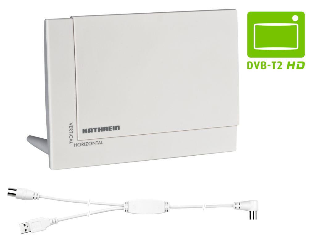 Kathrein BZD 32 DVB-T/T2 Indoor Antenne aktiv