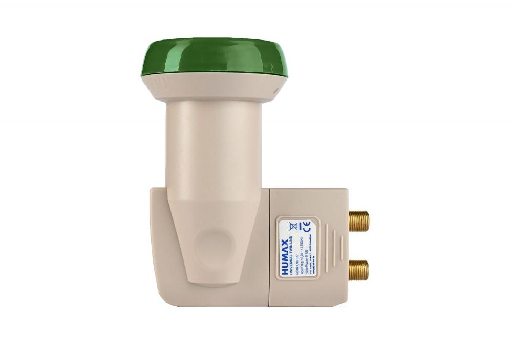 Humax Green Power LNB 322 Universal Twin-LNB