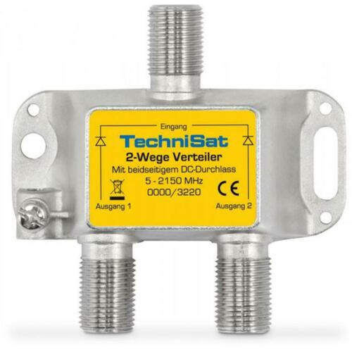 TechniSat 2-Wege Sat-Verteiler