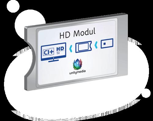Unitymedia HD Modul CI + HD TV UTM01 R2.1 Smardtv