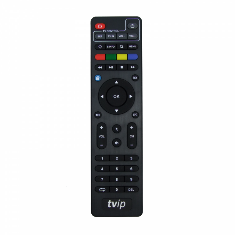 TVIP Original Fernbedienung v.410 / v.412