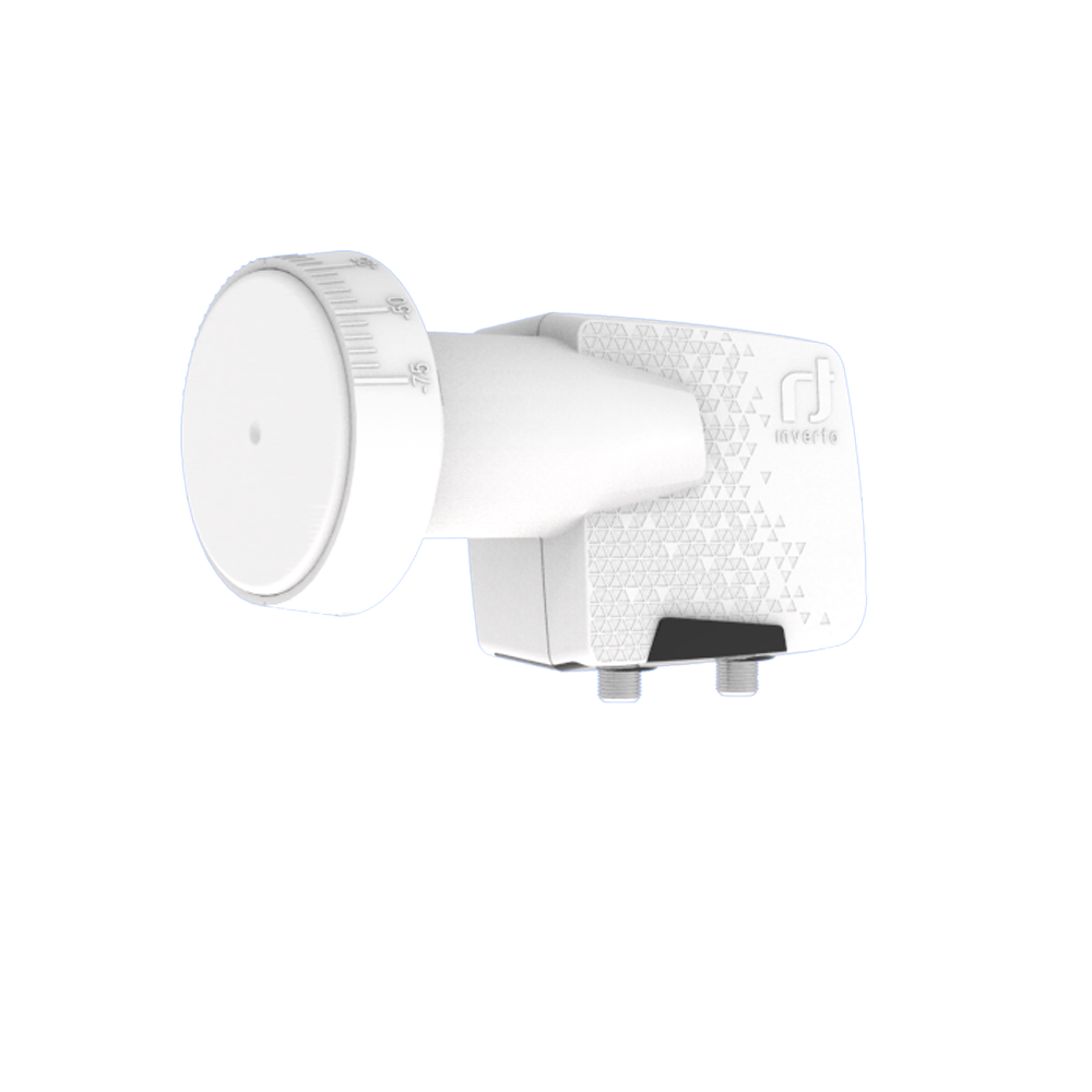 INVERTO HOME Pro Universal Twin 40mm PLL LNB