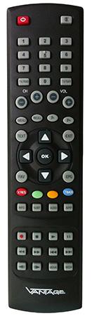 Vantage VT 800 HD+ Fernbedienung