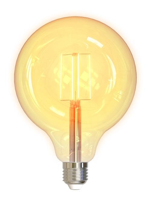 Deltaco SH-LFE27G125 SMART HOME dekorative LED Lampe E27