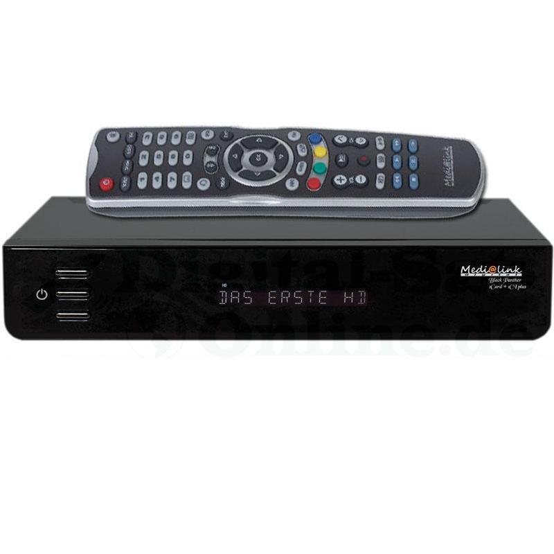 Medialink Black Panther HD 1CX 1CA LAN USB Kabel Receiver
