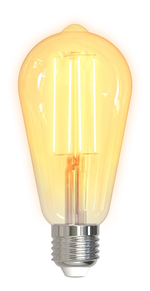Deltaco SH-LFE27ST64 SMART HOME dekorative LED Lampe E27