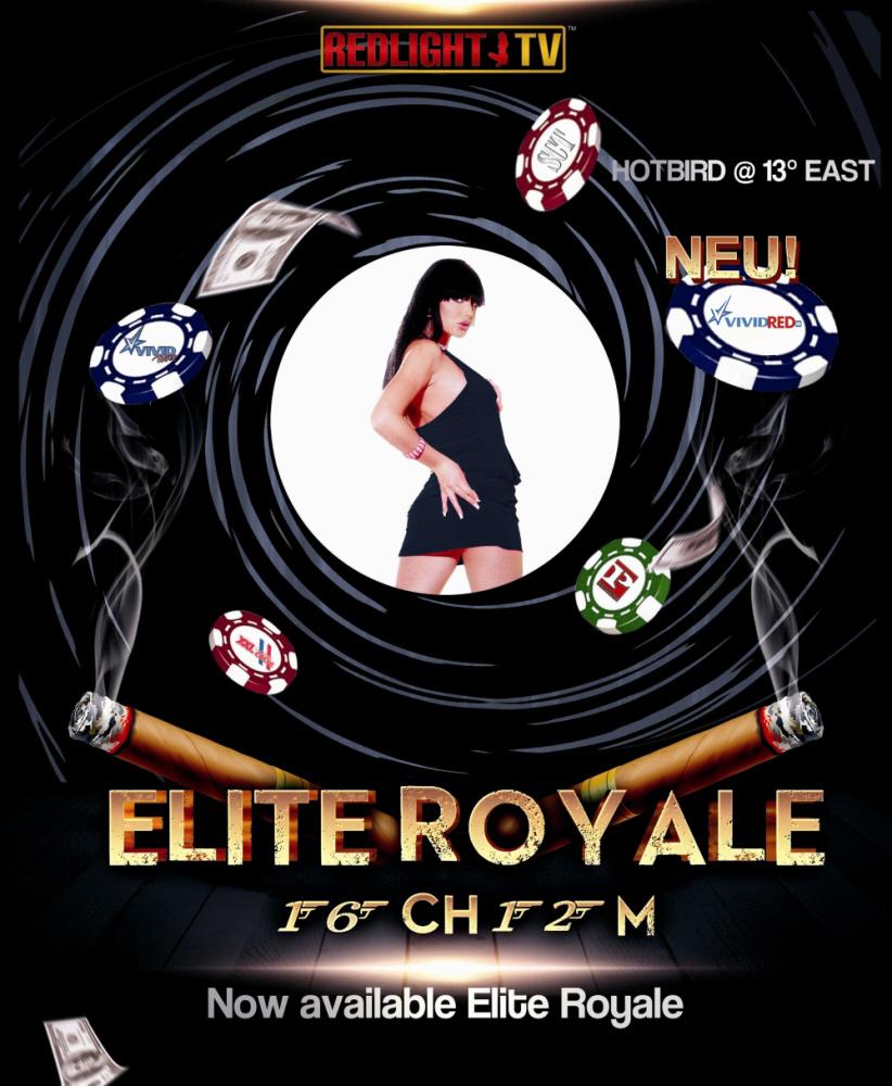 Redlight Elite ROYALE 9 Sender Viaccess Karte - Laufzeit 12 Monate